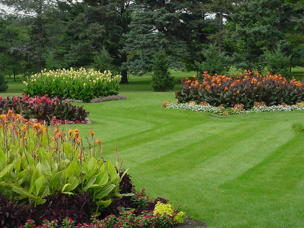 Nice green beautiful landscaping blog a full service Yard and garden
